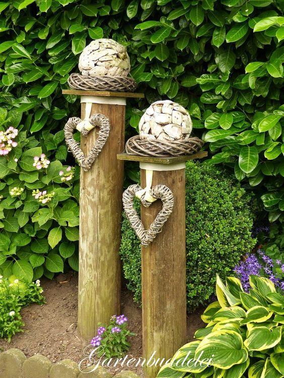 Skulptur Selber Herstellen , Sachen Für Den Garten Selbst Machen Ist Das Tollste Was Es Gibt
