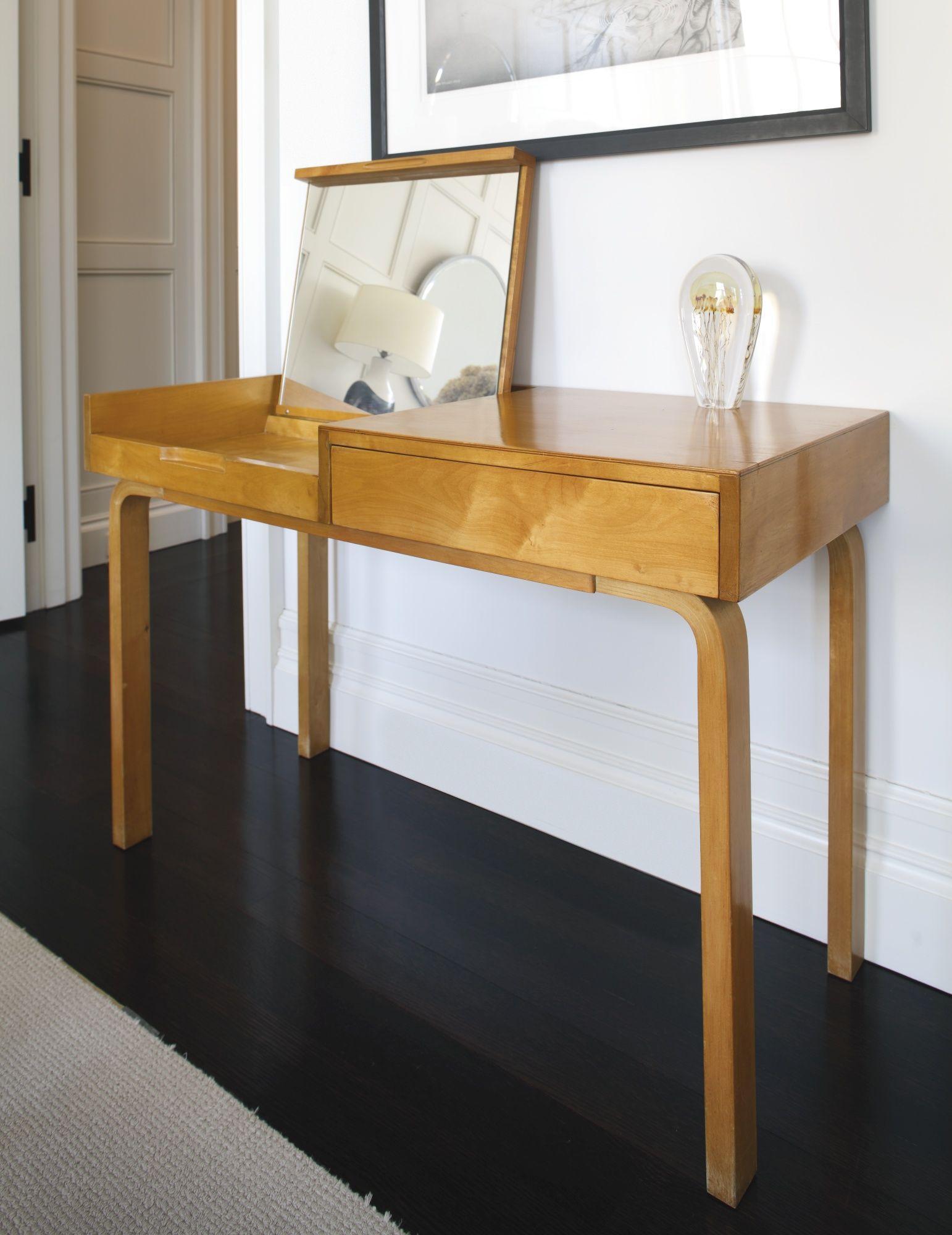 aalto alvar dressing table furniture sothebys n09244lot78klben