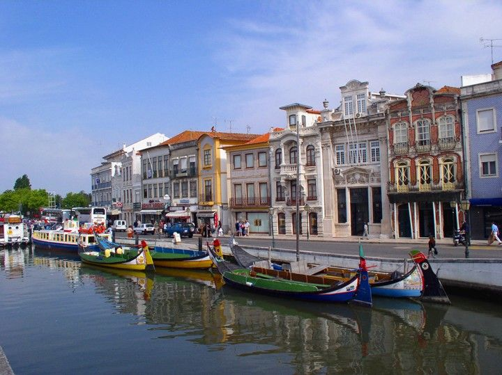 Aveiro, Portugal | Portugal, Lisbon and others | Portugal ...