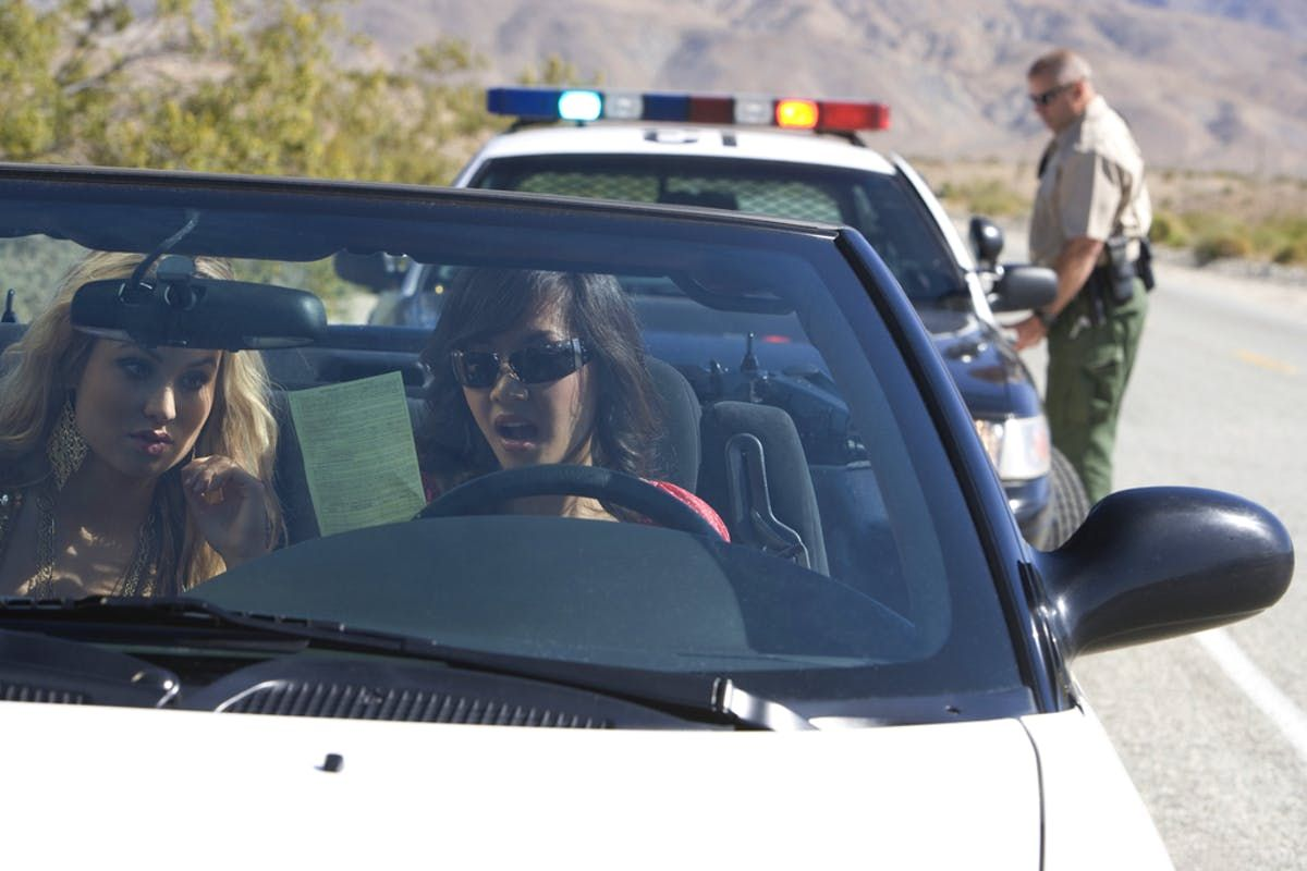 How much a ticket might hike your car insurance rate and