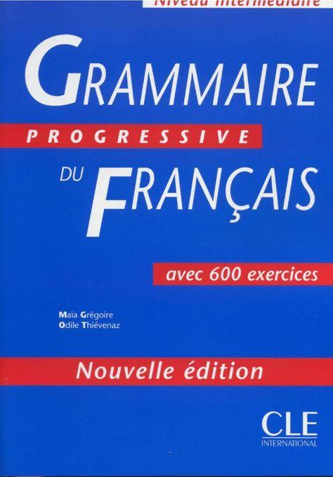 Grammaire Progressive Du Francais Grammaire Progressive Du