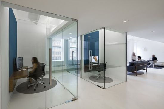 simple clean office space Office Cleaning Pinterest Office