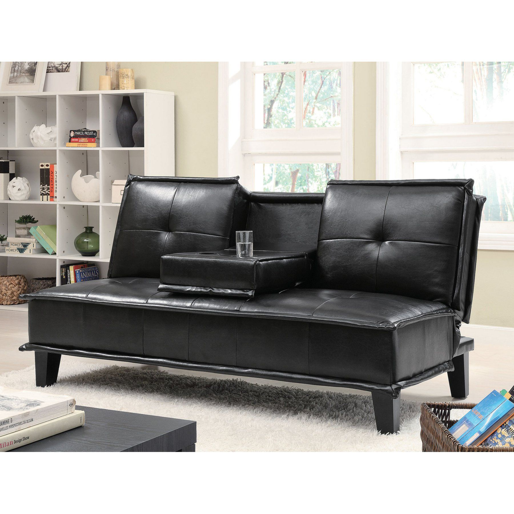 Prime Coaster Benton Convertible Sofa Products Sofa Futon Machost Co Dining Chair Design Ideas Machostcouk