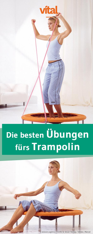 die besten trampolin bungen videos trampolin bungen. Black Bedroom Furniture Sets. Home Design Ideas