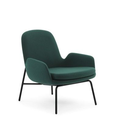 Era Lounge Chair Low Armchair Scandinavian Chairs