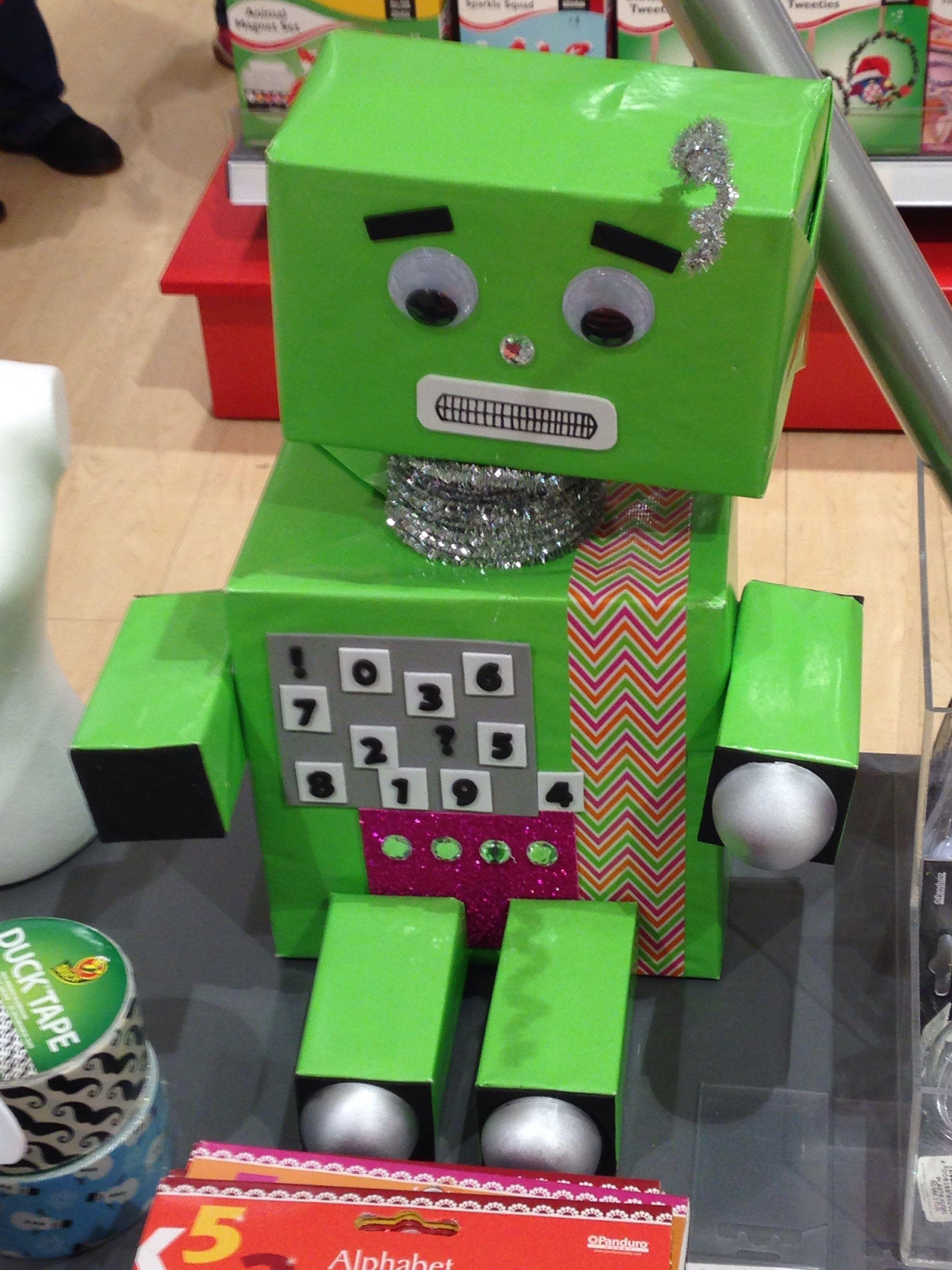 Robot surprise