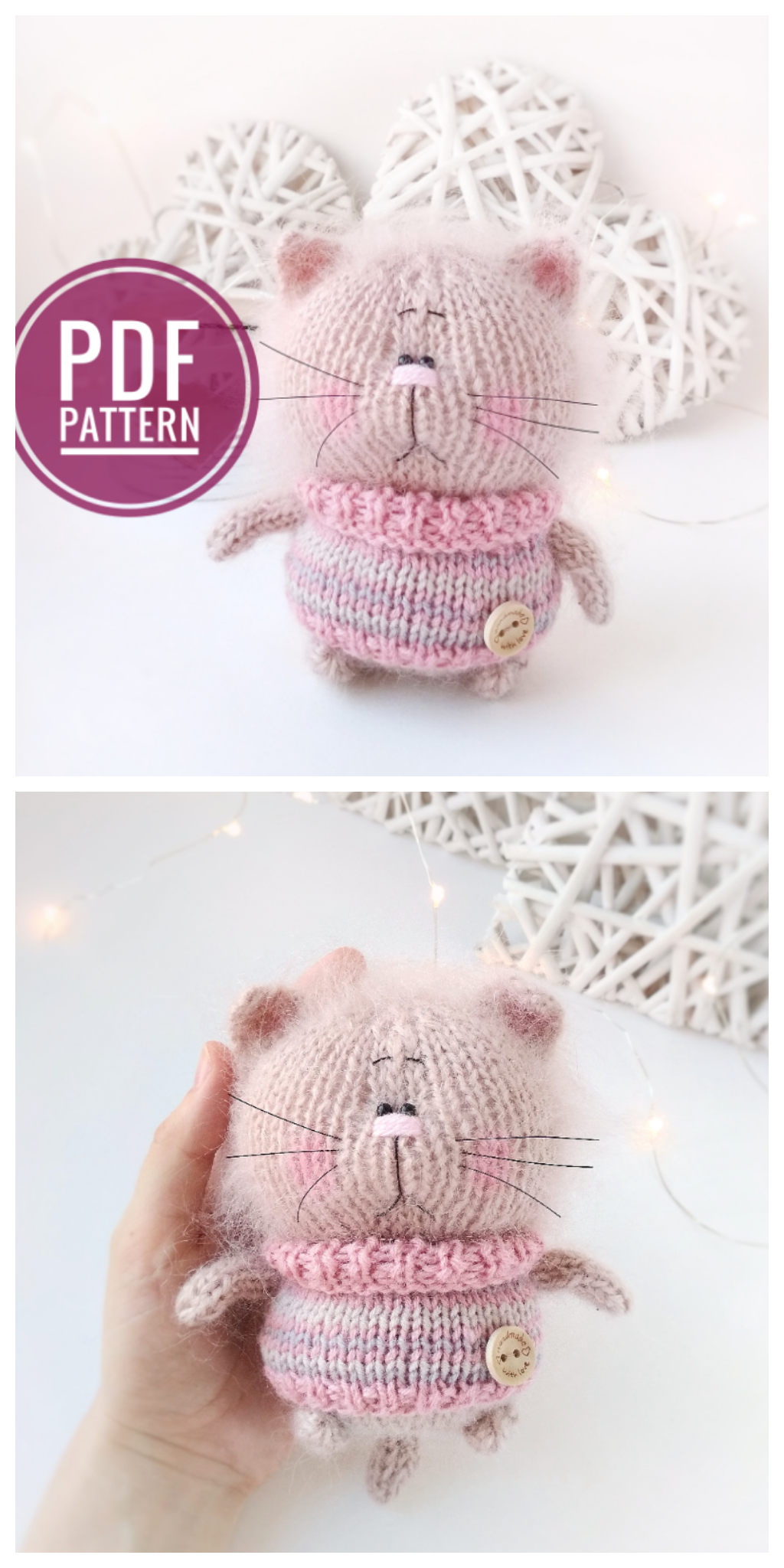 Crochet Cat Tutorial - YouTube | 2048x1024