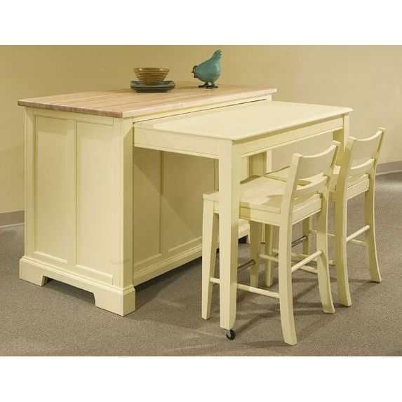 Island With Bar Table Island Bar W Pullout Table Kitchen Island Table Home Decor Home Interior Design