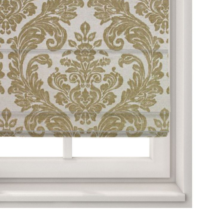 Roman Blind Roma Gold (With