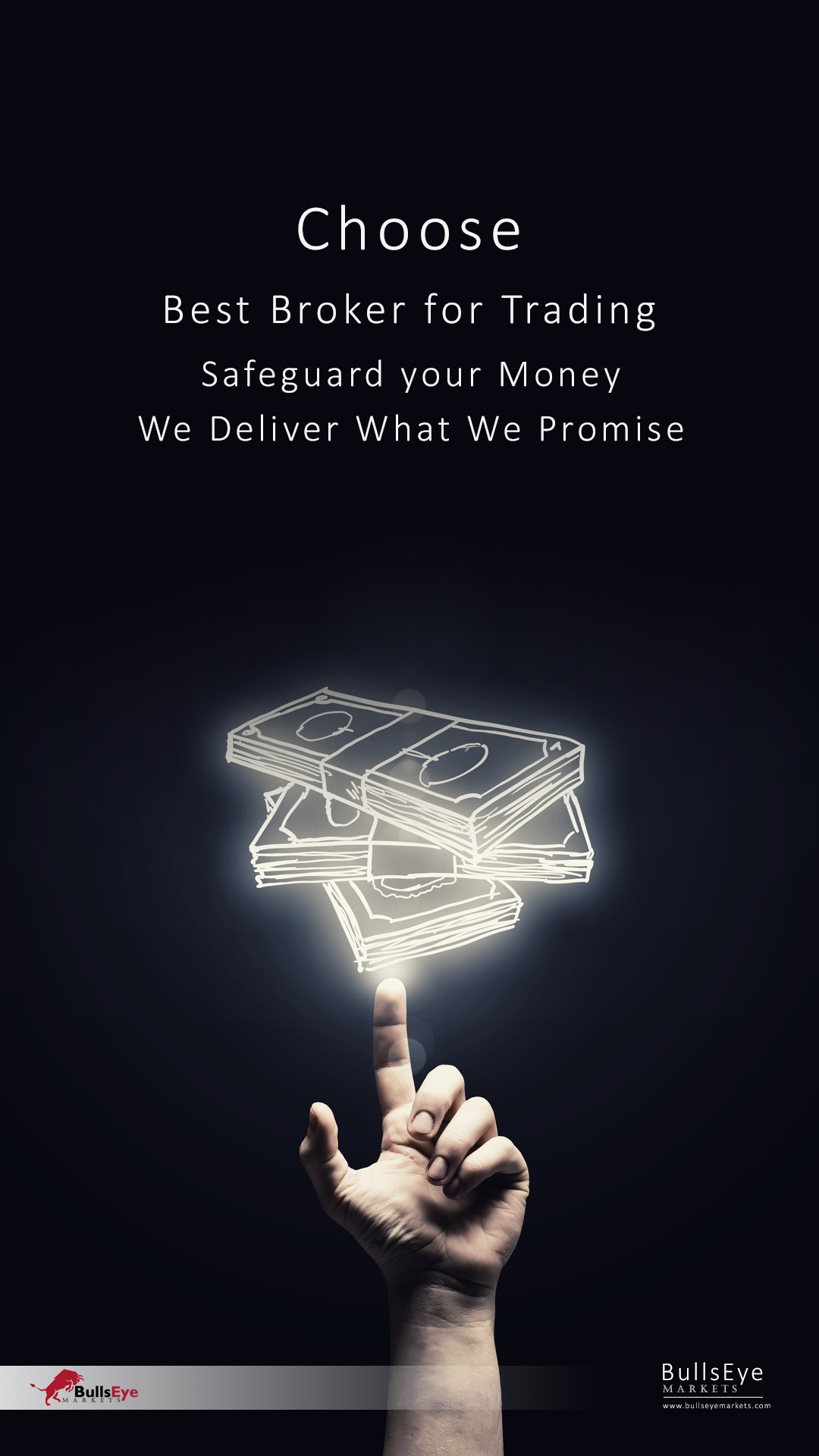 Choose Best Broker For Trading Safeguard Your Money We Deliver What We Promise In 2020 Brokers Forex Brokers Trading
