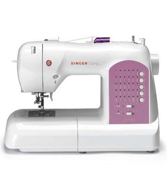 Singer 40 Curvy Electronic Sewing Machine Singers Sewing Interesting Sewing Machines At Joanns