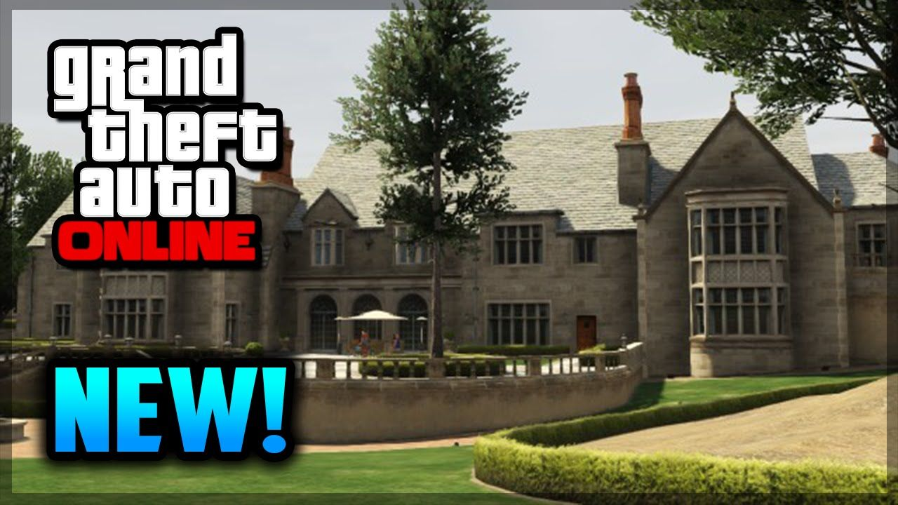 Gta 5 online mansions new houses in gta v gta 5 online for Buy house online