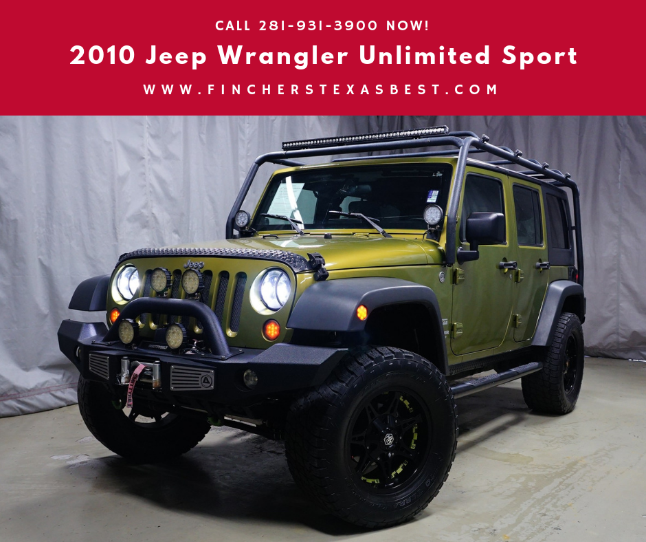 If You Are Looking For A Pre Owned Jeep Make Sure To Visit