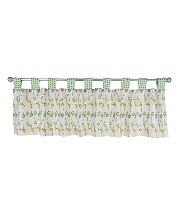 Look at this Lorax Valance on #zulily today!