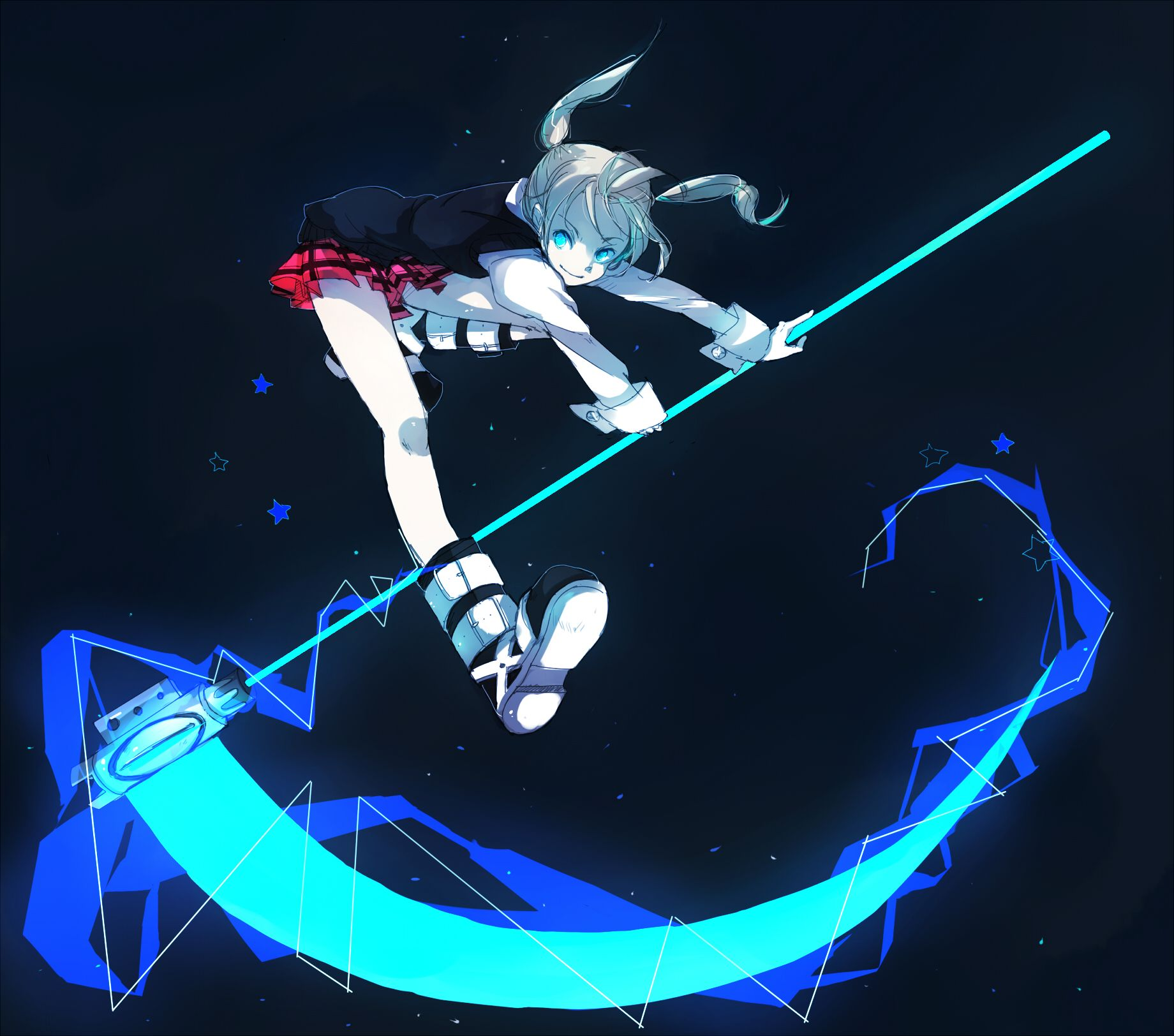 Soul Eater Maka as a Weapon | ... , SOUL EATER, Soul Eater Evans, Maka Albarn, Scythe, Glowing Weapons