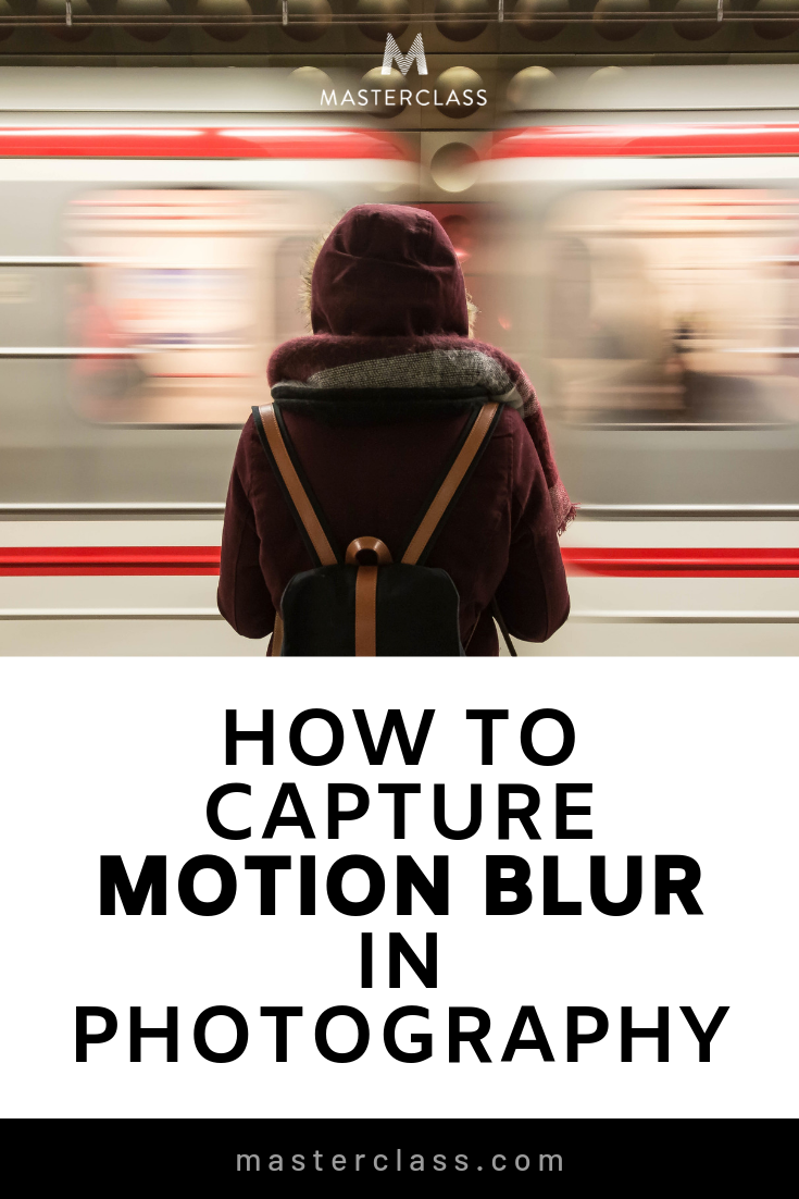 How to capture motion blur in photography