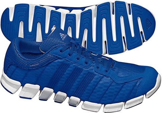 adidas climacool shoes blue