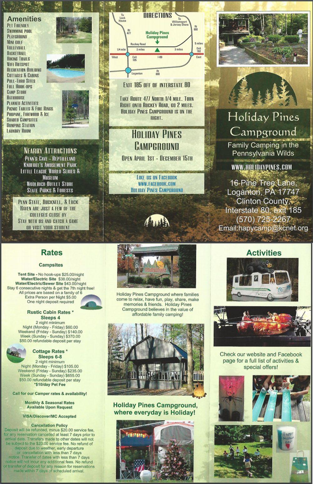 Brochure Brochure Siming Holiday