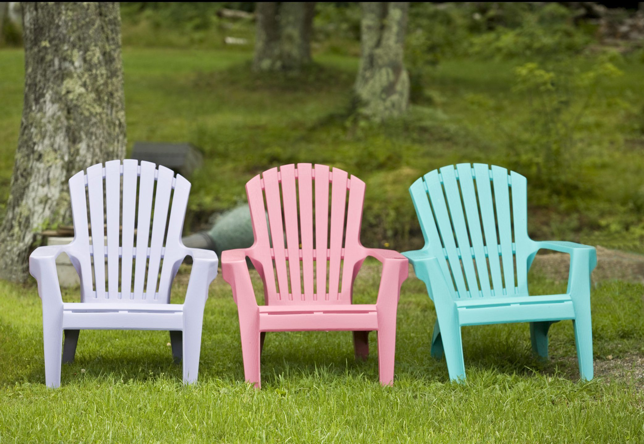 How To Paint Plastic Lawn Chairs Ehow Com Plastic Patio