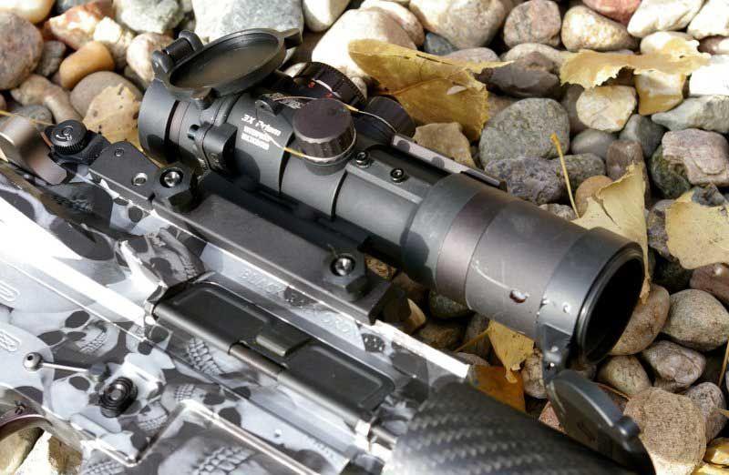 Burris AR-332 — AR-15 Accuracy to 600 Yards