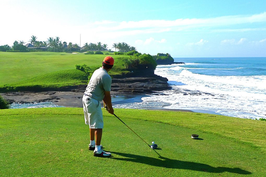 14++ Bali national golf resort ideas
