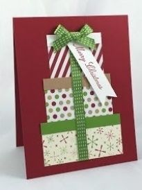 Stack of Gifts Card