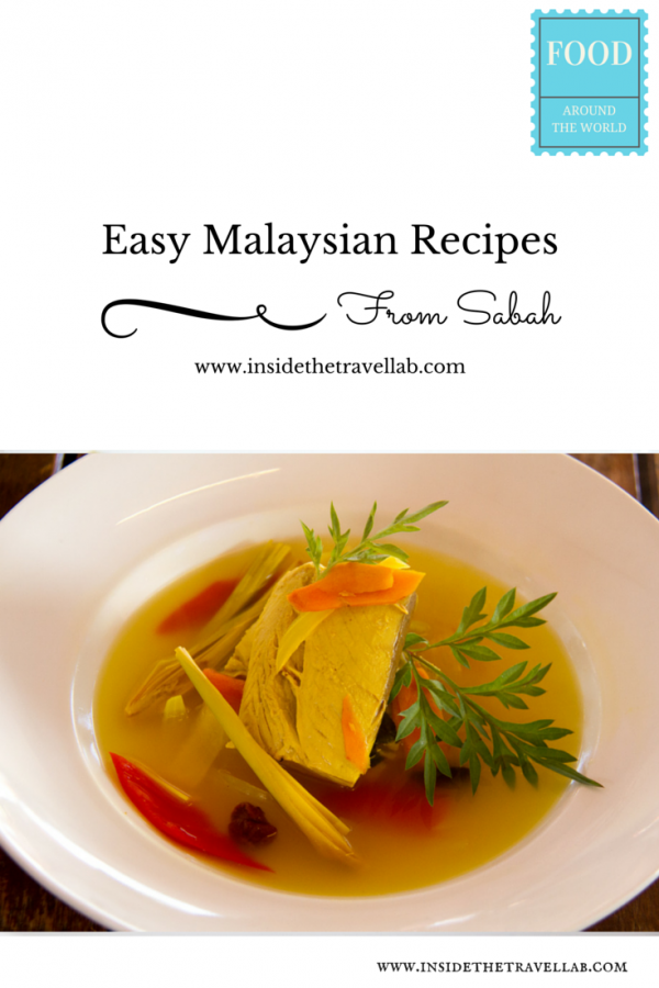 3 easy malaysian recipes i learned in borneo malaysian recipes food 3 easy malaysian recipes forumfinder Choice Image