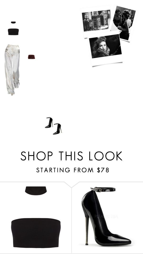 """""""Sem título #575"""" by paradiseserialkiller ❤ liked on Polyvore featuring Topshop and Whiteley"""