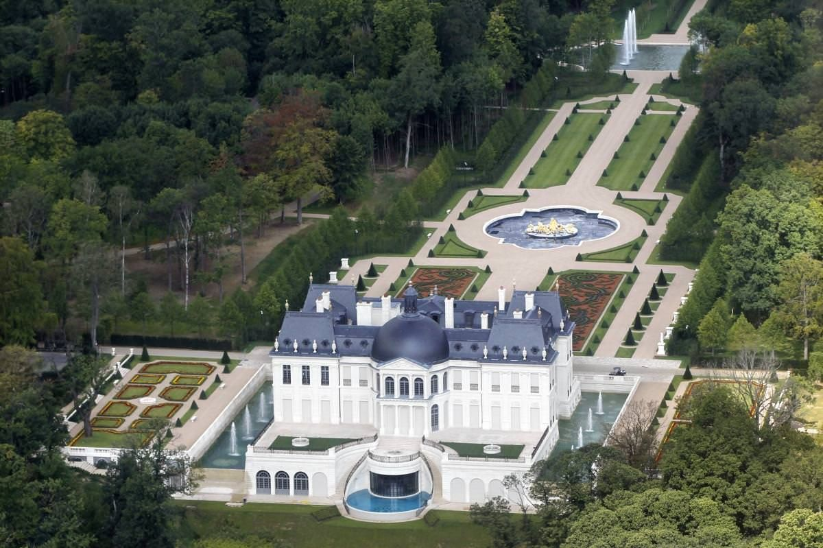 Most Expensive House In The World 78430 Louveciennes France Louveciennes Chateau Maison