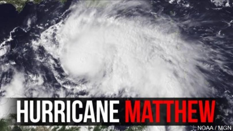 Image result for hurricane matthew photos florida