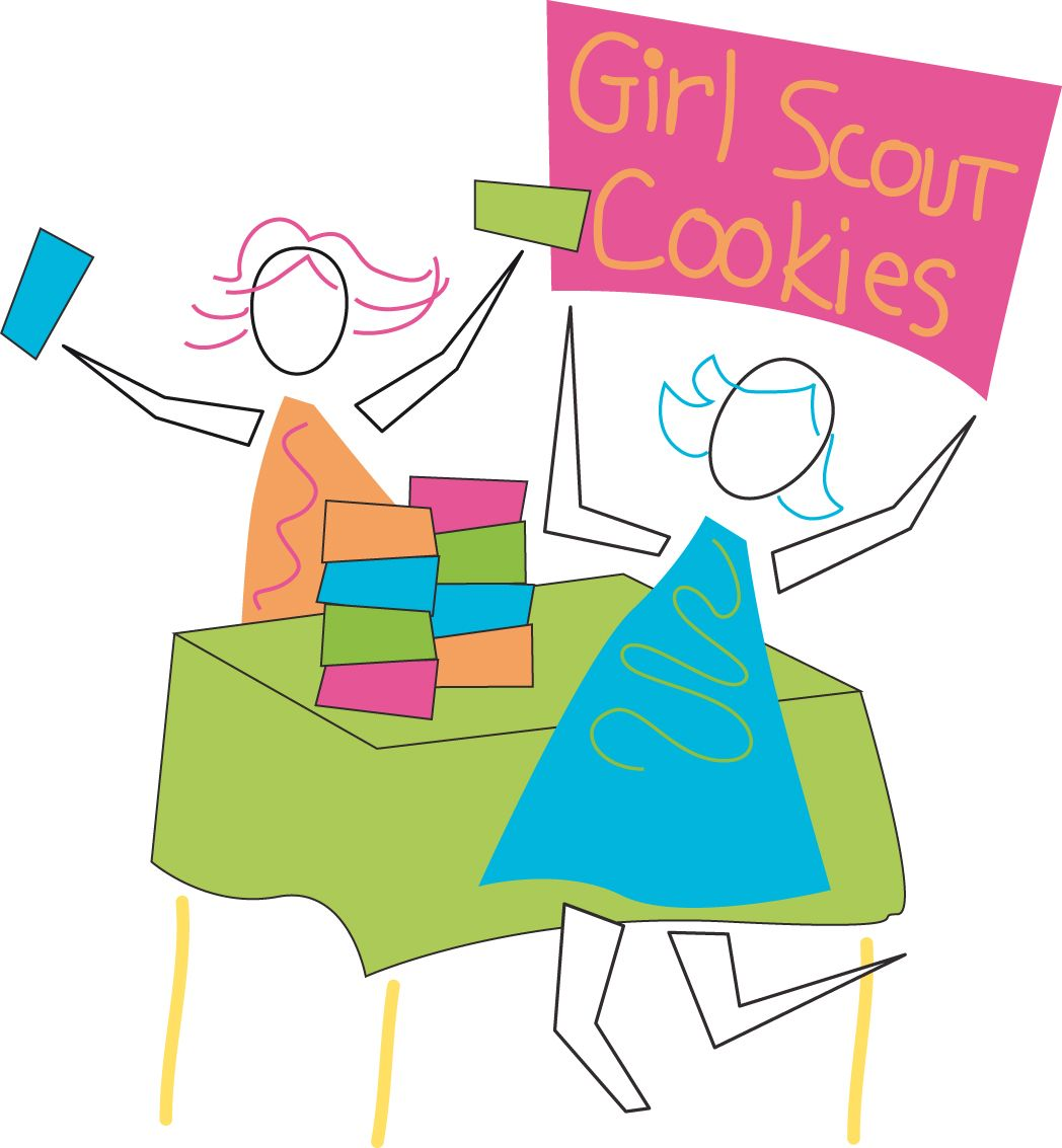 girl scout cookies 2014 2014 cookie varieties and boxes girl rh pinterest ch girl scout cookie clipart 2017 girl scout cookies clipart free