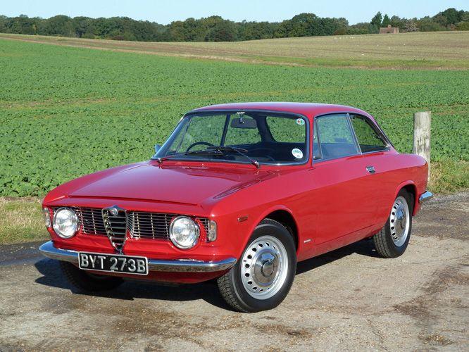 1964 Alfa Romeo Giulia Sprint Gt Rhd Alfa Romeo Giulia Alfa Romeo New Trucks