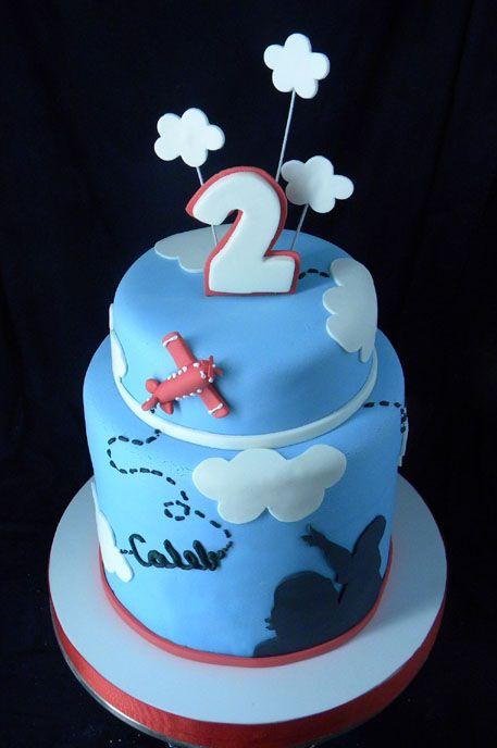 Airplane Cake Cake ThemesCupcakesCake Pops MoreAll