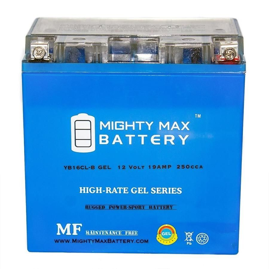 Mighty Max Battery 12 Volt 250 Amp Motorcycle Battery Lowes Com Mighty Max Deep Cycle Battery Battery
