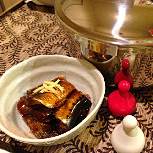 活力鍋デビュー! 初めての圧力鍋だから、他メーカーと比べて良いのか解らないです(´・_・`) 活力鍋使ってる方、使い心地はどうなんでしょう? - 8件のもぐもぐ - いわしの生姜煮 by Latti