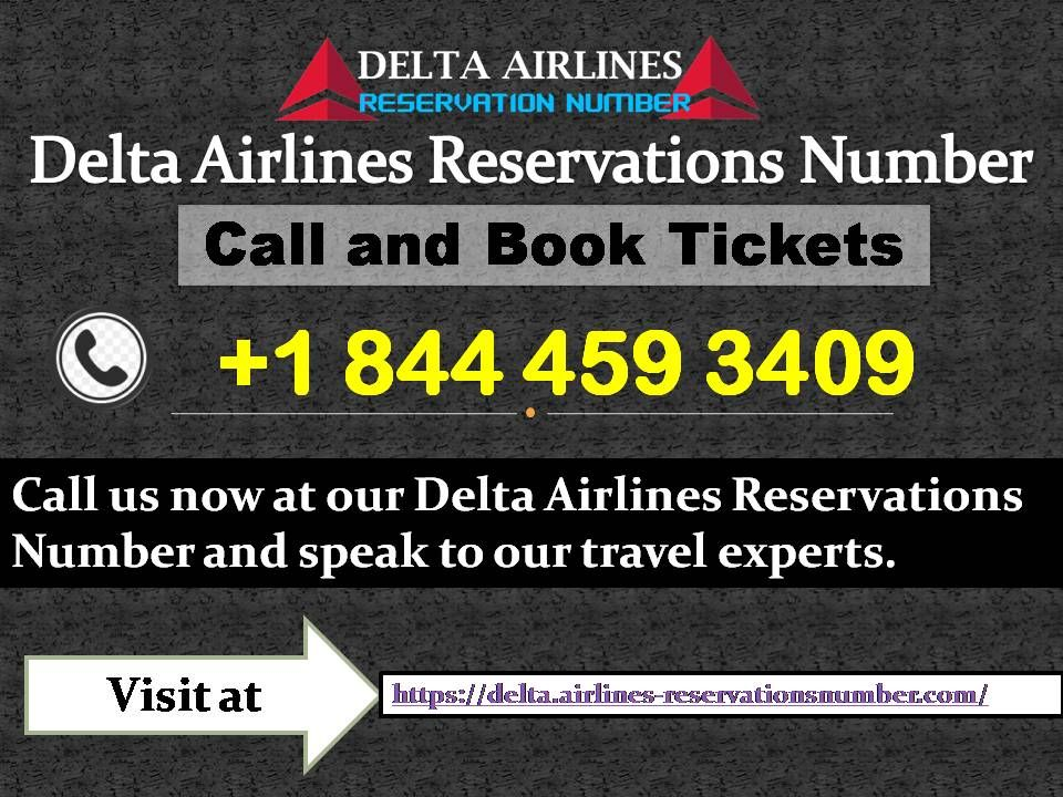 Call and Book Tickets with Delta Airlines Reservations