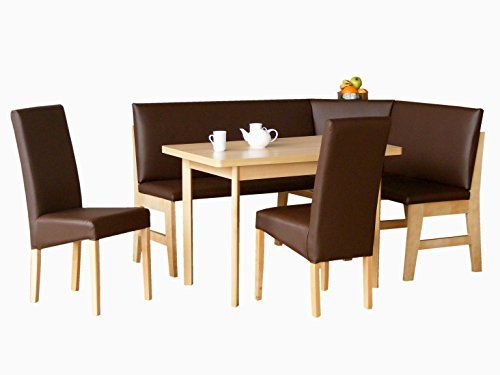 Leather Breakfast Nook Kitchen Set Dining Corner Zurich Liances For Small Kitchens Pinterest Sets And