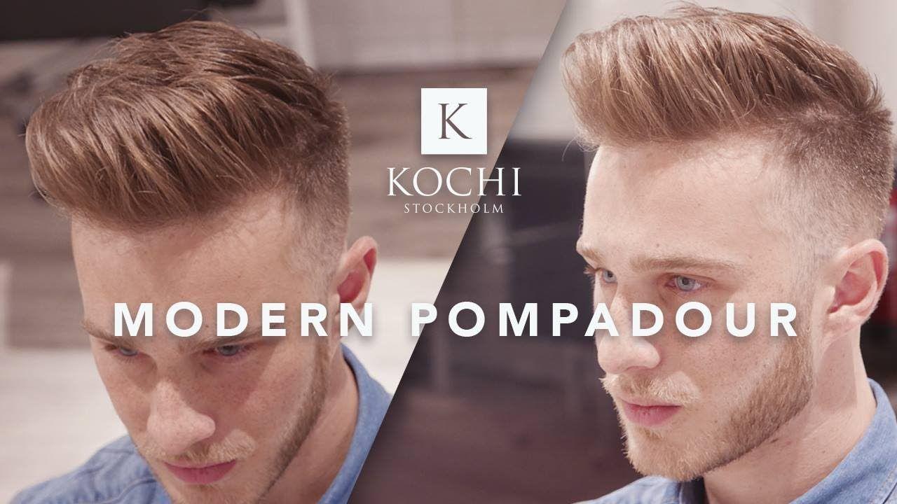 Men´s Hairstyles 2017 | Modern Pompadour