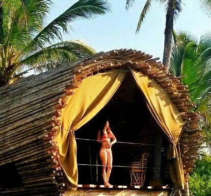 #ecotourism #ecohotel #treehouse #México #yoga #meditation #peace #romantic #Playa viva