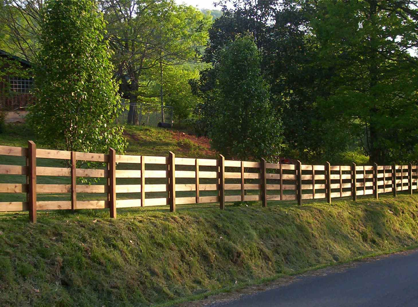 Farm fence gate inspiration decorating design