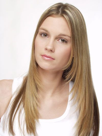Cute Haircut With Layers Around Face Hairstyles For Long And