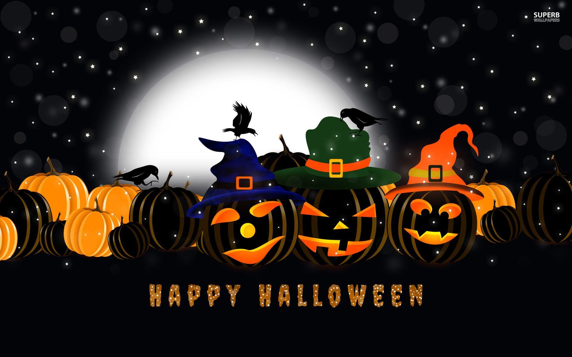 Download Happy Halloween Wallpapers for free. Halloween