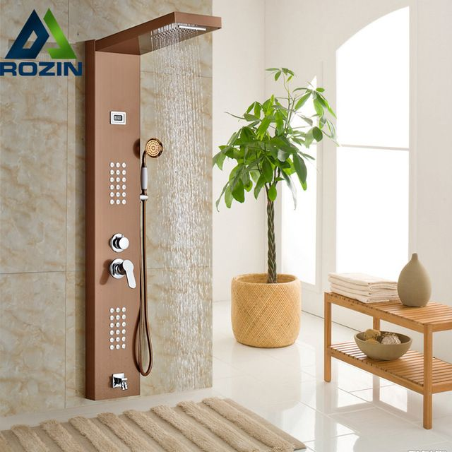 Review $163 80 For Your Home - Amazing shower tower panel Trending