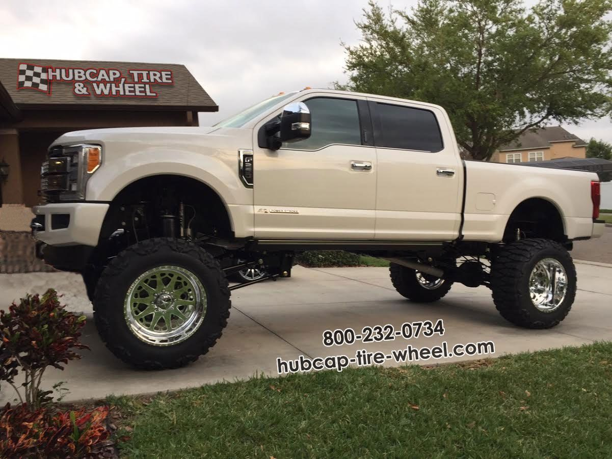 medium resolution of 2017 ford f 350 platinum with 22 american force knight fp8 wheels 40x15 50 22 nitto mud grappler tires and a 12 lift