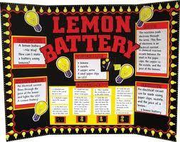 lemon battery experiment conclusion
