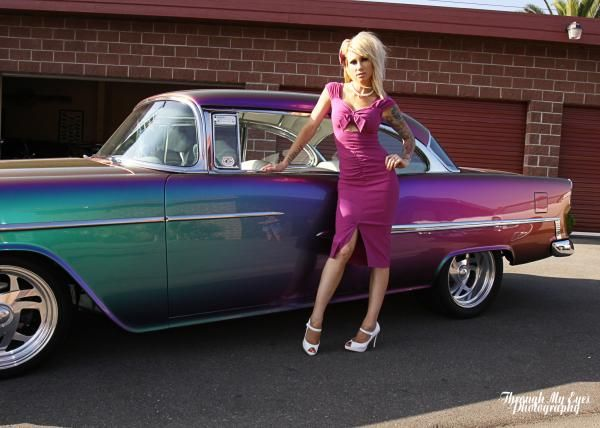 Chevy Better Wout The Girl Cool Cars GTO Lover - Cool old cars for sale