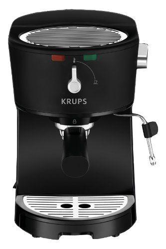 Krups Ea8000 Coffee Espresso Cappuccino Coffee Machine Fully Automatic Black Ebay Krups Coffee Cappuccino Machine Espresso Machine