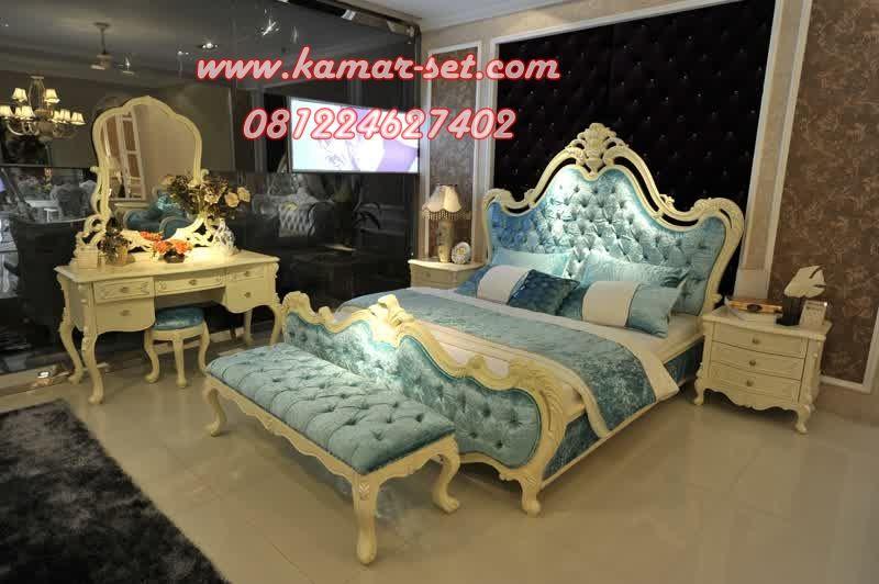Fußboden Teppich Terbaru ~ Set kamar mewah blue frozen desain terbaru set kamar mewah blue