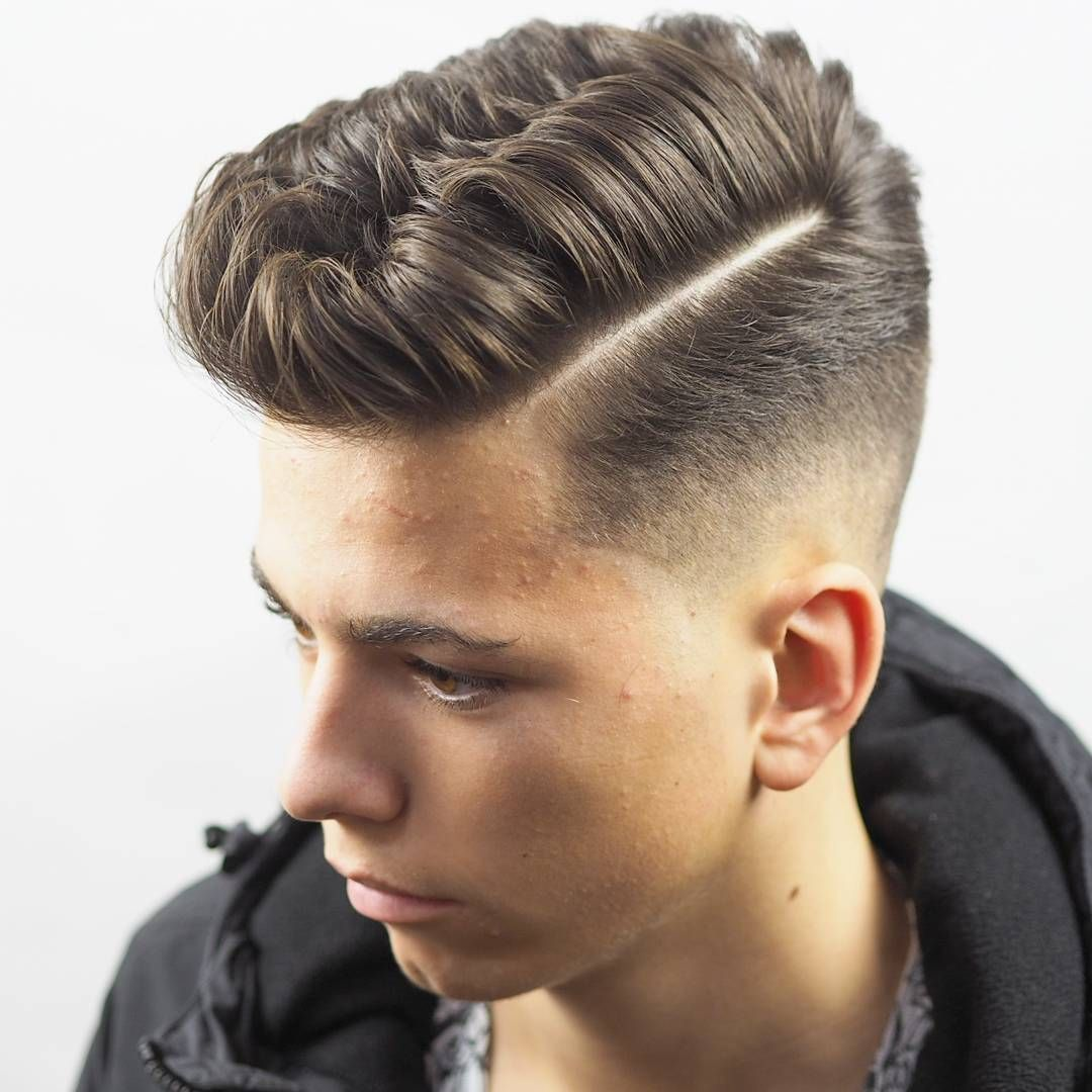 Cool Side Part Haircuts To Get In 2018 Side Part Haircuts