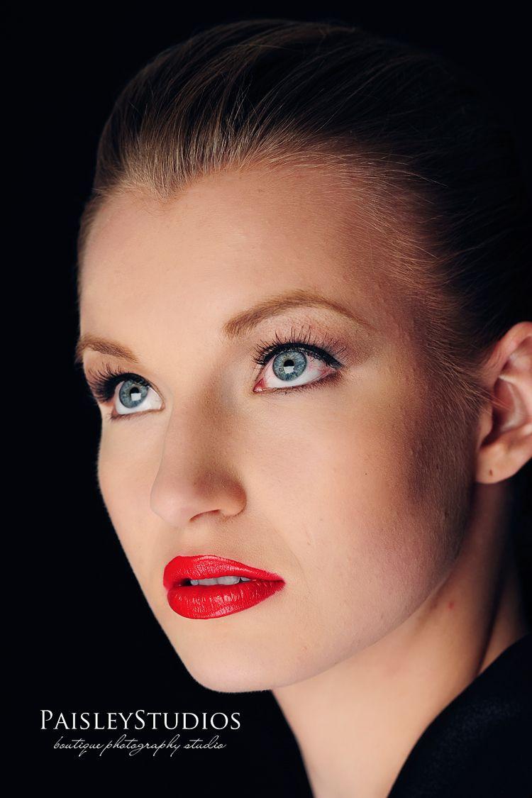 Red Lips By Robert Jones Makeup Nails Makeup Makeup
